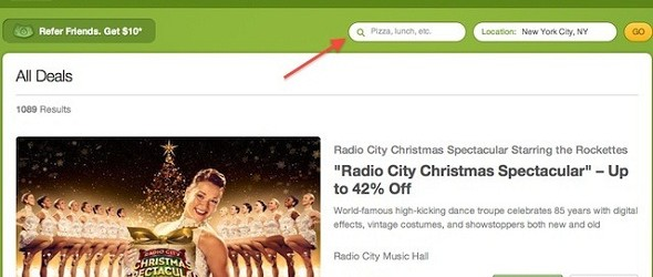 Groupon Makes Bid To Become Local Deals Search Engine
